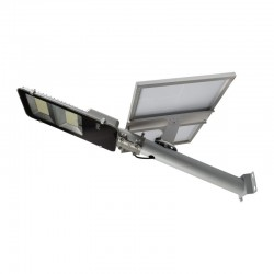 Led-Straßenleuchte Solar 100W 5000Lm IP65 Sensor[WR-AS-SLABS100W-CW]