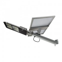 Led-StraßenleuchteSolar 150W 7500Lm IP65 Sensor[WR-AS-SLABS150W-CW]