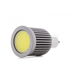LED-Glühbirne COB Dimmbar GU10 9W 880Lm 30.000H