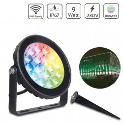 MiBoxer 9W RGB+CCT LED...
