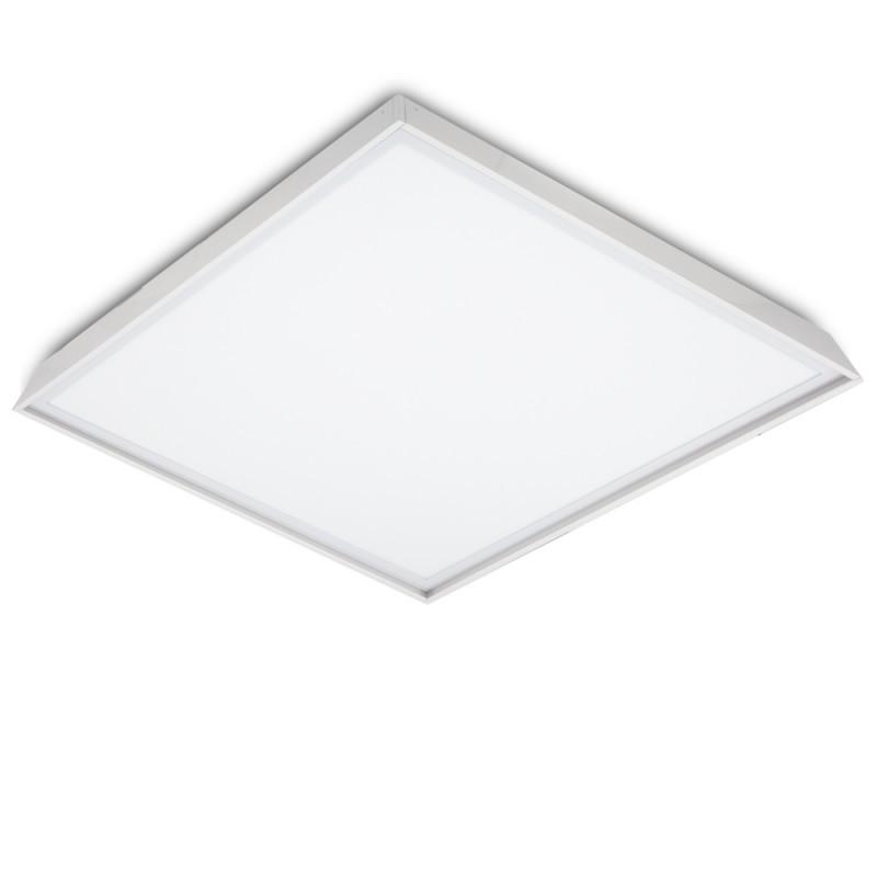 Led-Panel Slim 60x60cm 40W 4500lm + Aufputz-Kit