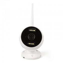 Kamera Videoüberwachung 1080p Kompatibel Tuya - Tag Nacht - Bewegungsmelder -Audio - Adapter 12VDC