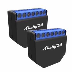 Shelly · Relais · 2.5 WLAN...