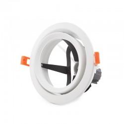 Downlight-Ring Par 30 E27 (Ohne Lampe)Weiß
