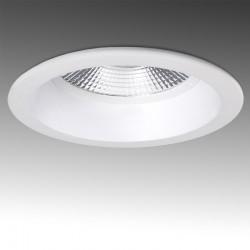 Downlight Runden LED Anti-Blendung UGR 19 COB 24W 2400Lm 30.000H