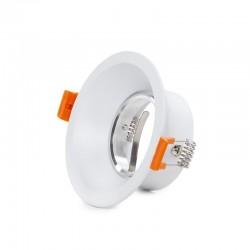 Downlight-Ring Runden GU10 Ø99Mm -Weiß