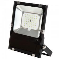 Led Flutlicht Slimline Lumileds LED 3030  30W 3600Lm IP65 50000H