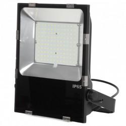 Led Flutlicht Slimline Lumileds LED 3030  100W 12000Lm IP65 50000H