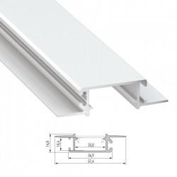 Profil Aluminium  ZATI 2,02M