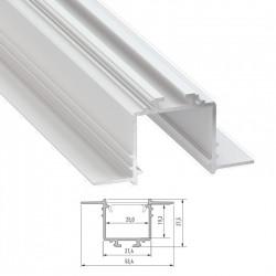 Profil Aluminium  SUBLI 2,02M