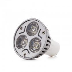 LED-Glühbirne Spot GU10 3W 300Lm 30.000H
